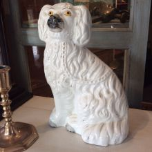 Puffhunde England Staffordshire Dogs  1